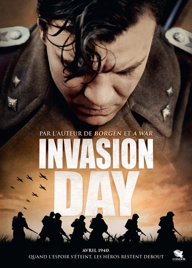 Affiche INVASION DAY