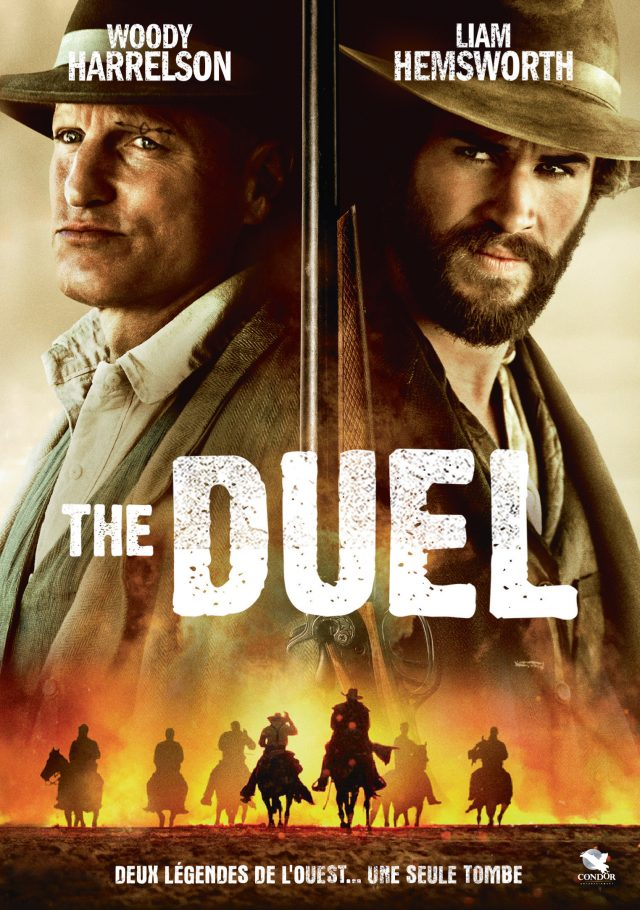 Affiche THE DUEL