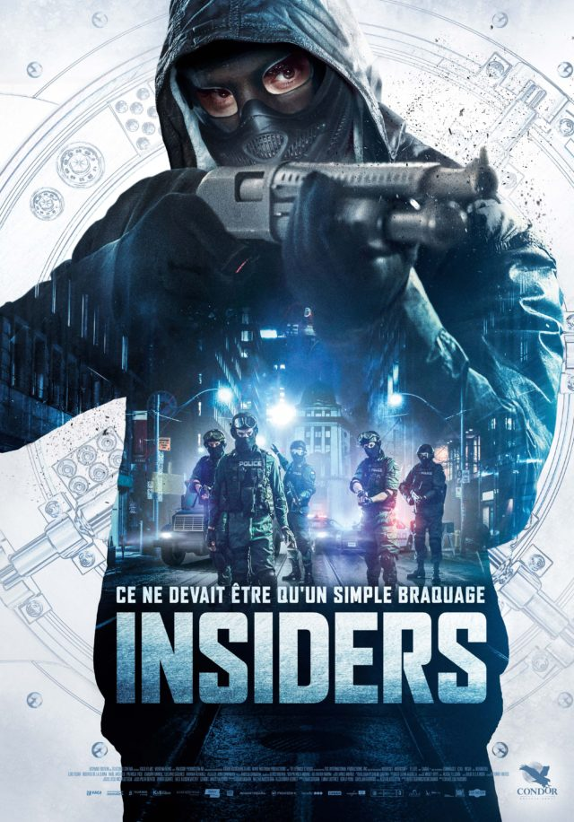 Affiche INSIDERS