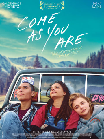 COME AS YOU ARE (THE MISEDUCATION OF CAMERON POST)