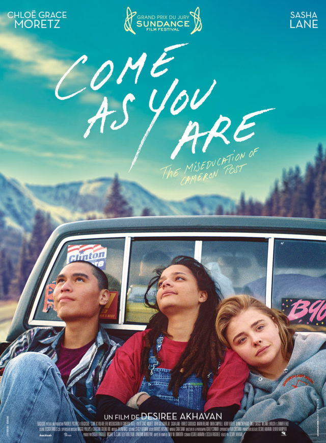 Affiche COME AS YOU ARE