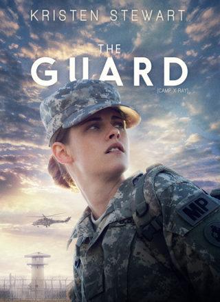 Affiche THE GUARD