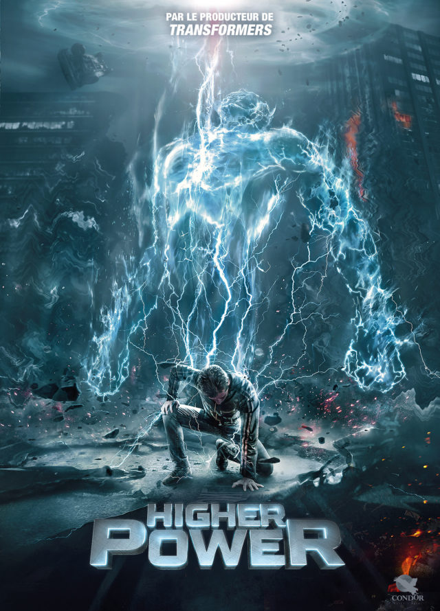 Affiche HIGHER POWER