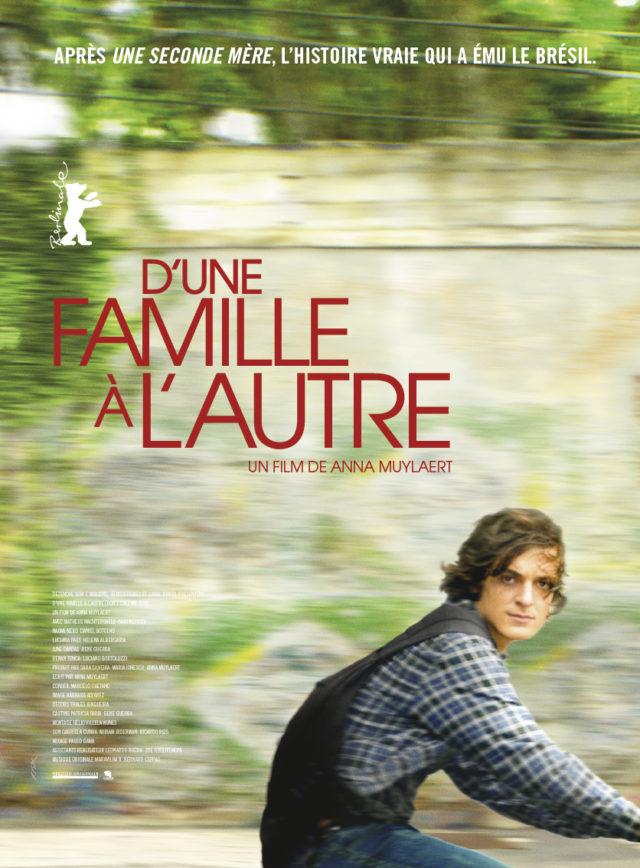 Affiche D'UNE FAMILLE A L'AUTRE