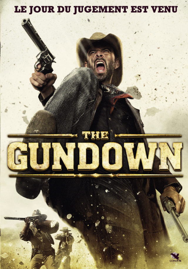 Affiche THE GUNDOWN