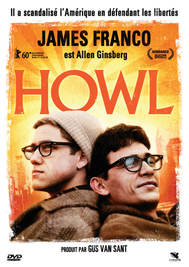 Affiche HOWL