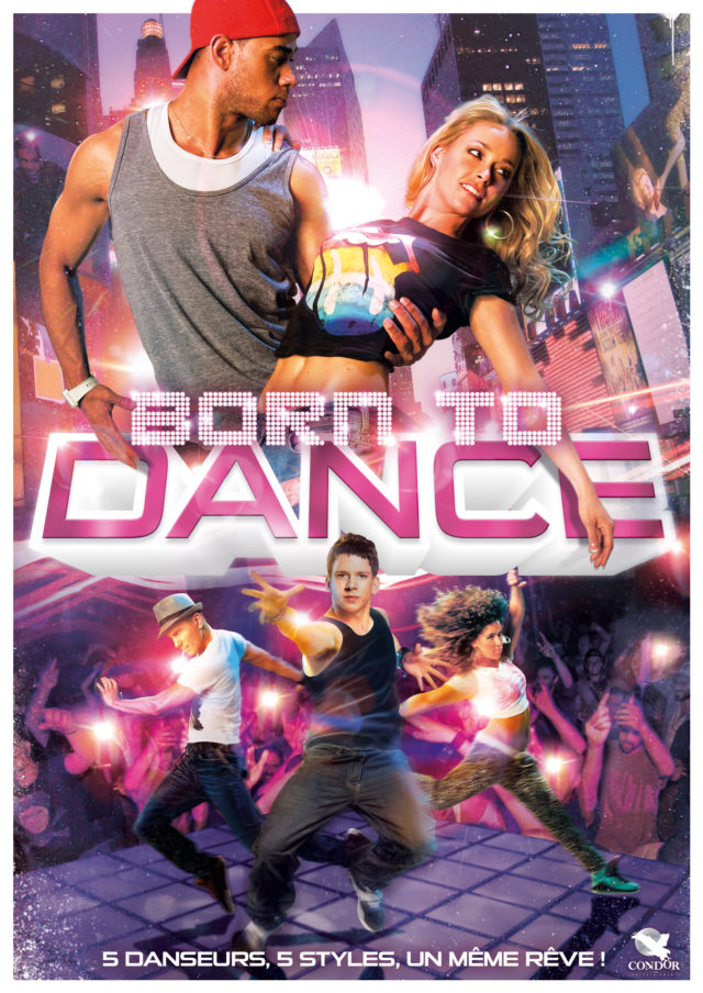 Affiche BORN TO DANCE
