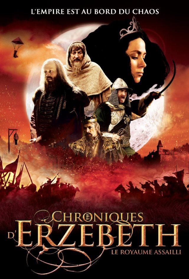 Affiche CHRONIQUES D'ERZEBETH
