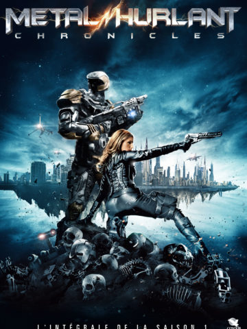 METAL HURLANT CHRONICLES SAISON 1