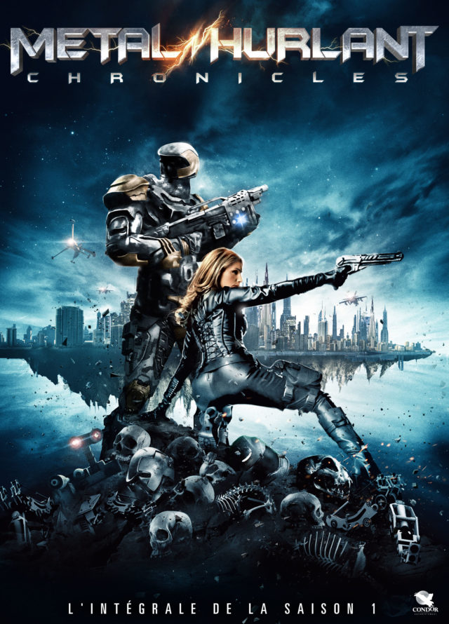 Affiche METAL HURLANT CHRONICLES SAISON 1