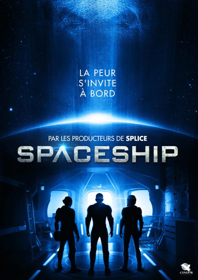 Affiche SPACESHIP