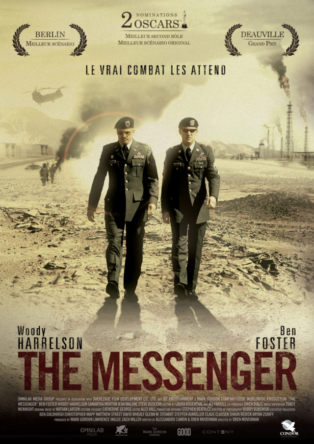 Affiche THE MESSENGER