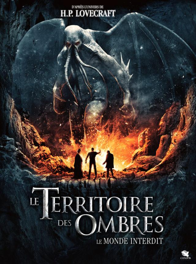 Affiche LE TERRITOIRE DES OMBRES : LE MONDE INTERDIT