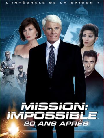 MISSION : IMPOSSIBLE, 20 ANS APRÈS SAISON 1