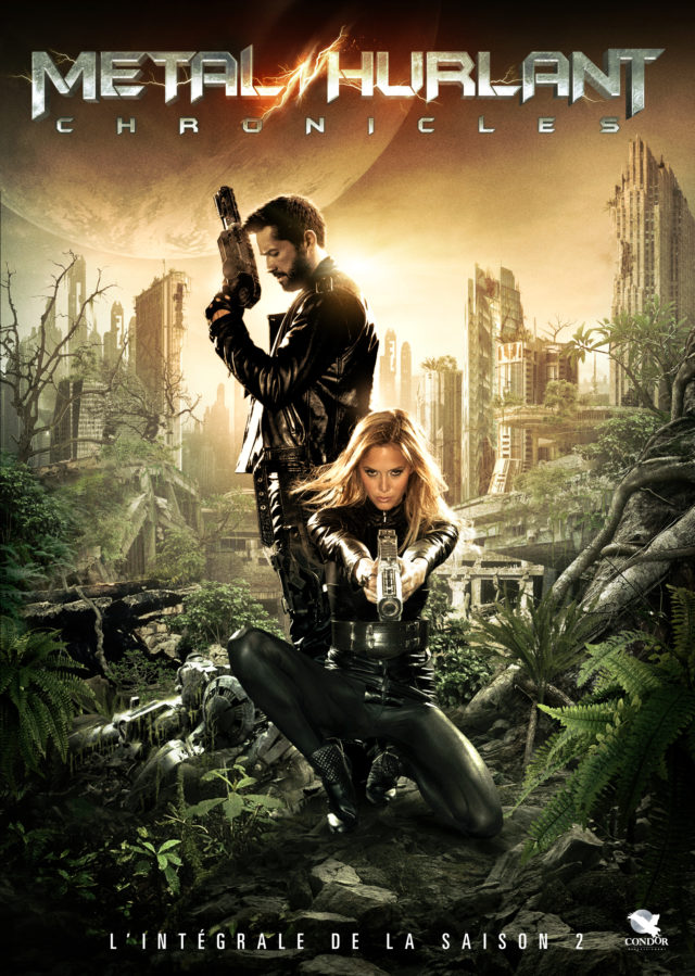 Affiche METAL HURLANT CHRONICLES SAISON 2