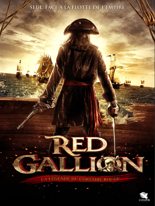 Affiche RED GALLION