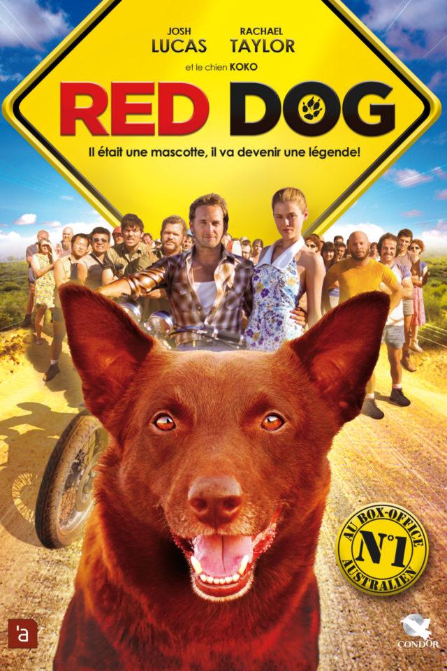 Affiche RED DOG