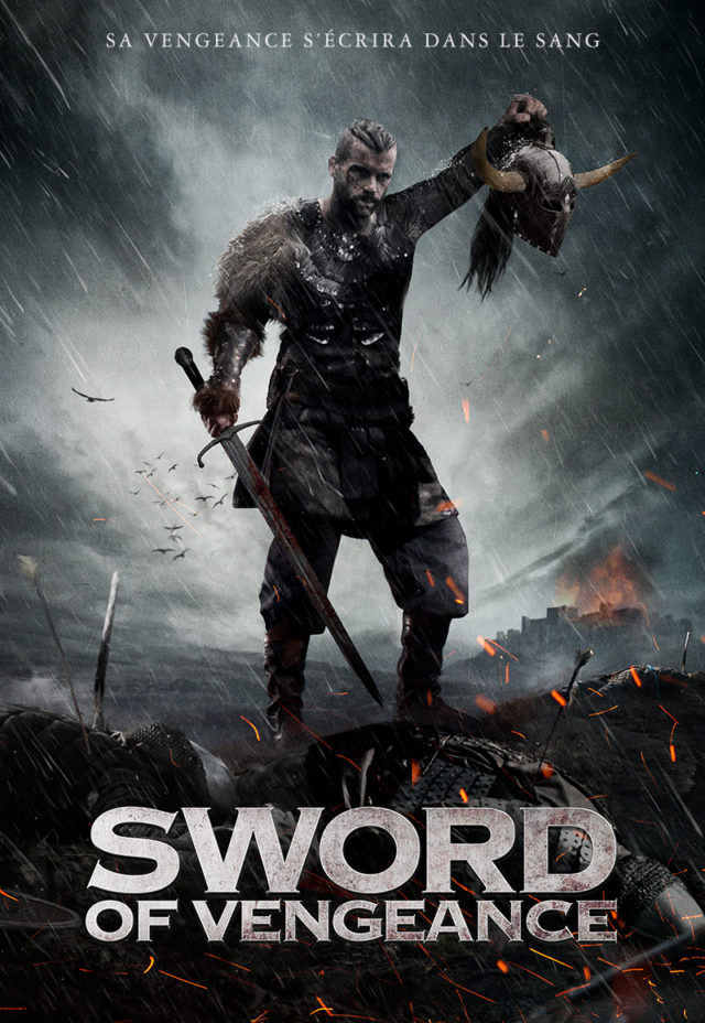 Affiche SWORD OF VENGEANCE