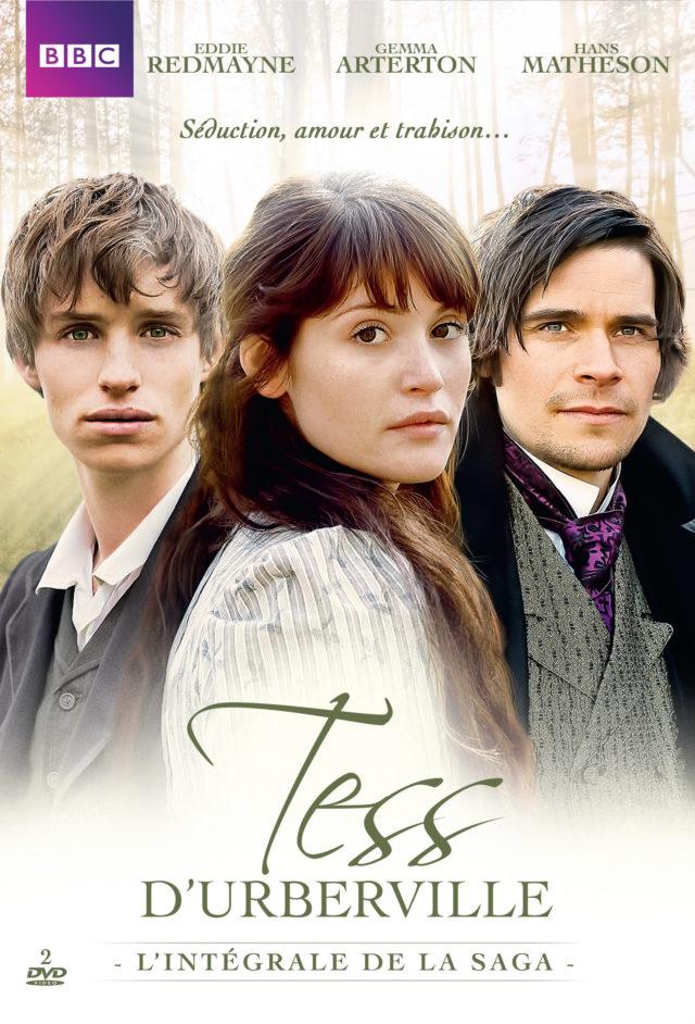 Affiche TESS D'UBERVILLE