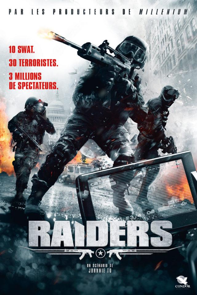 Affiche RAIDERS
