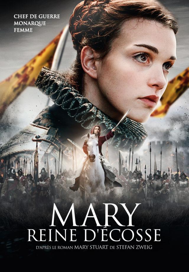 Affiche MARY REINE D'ECOSSE