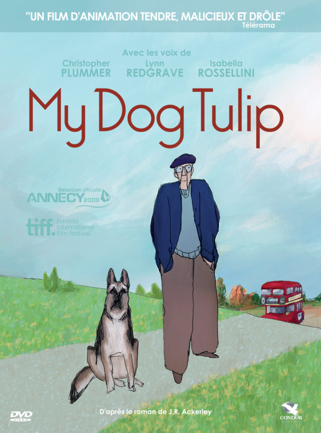 Affiche MY DOG TULIP