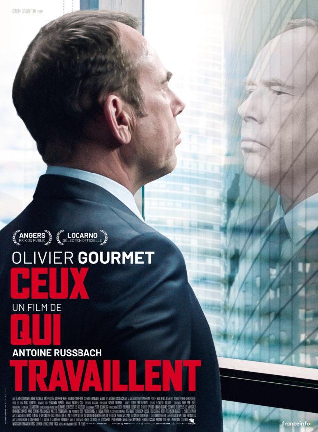 Affiche CEUX QUI TRAVAILLENT
