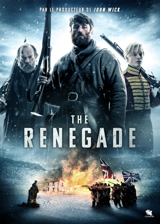 Affiche THE RENEGADE