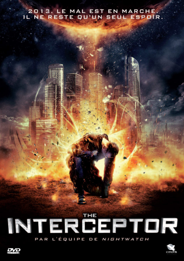 Affiche THE INTERCEPTOR