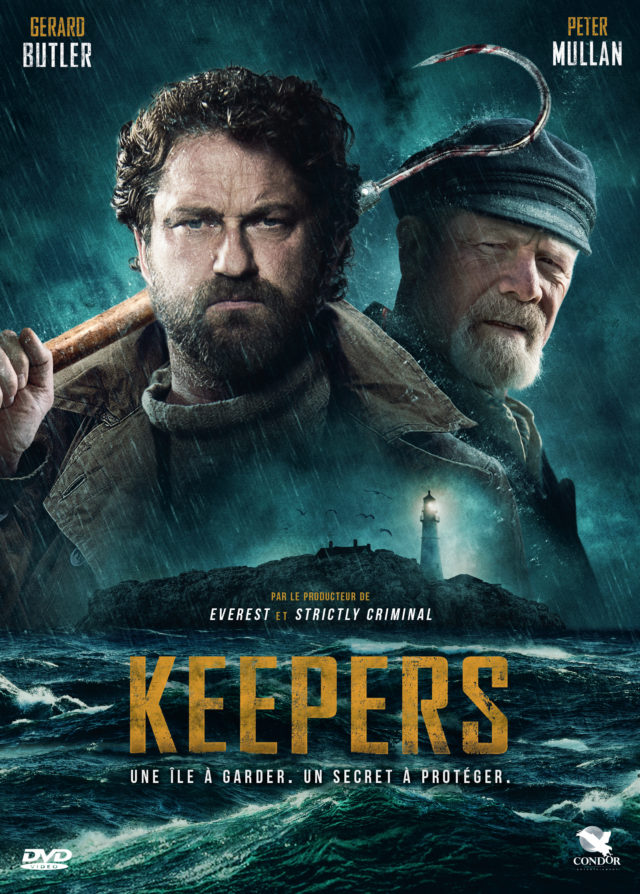 Affiche KEEPERS