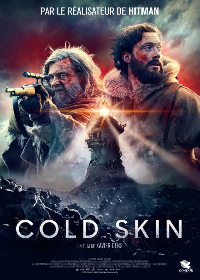 Affiche COLD SKIN