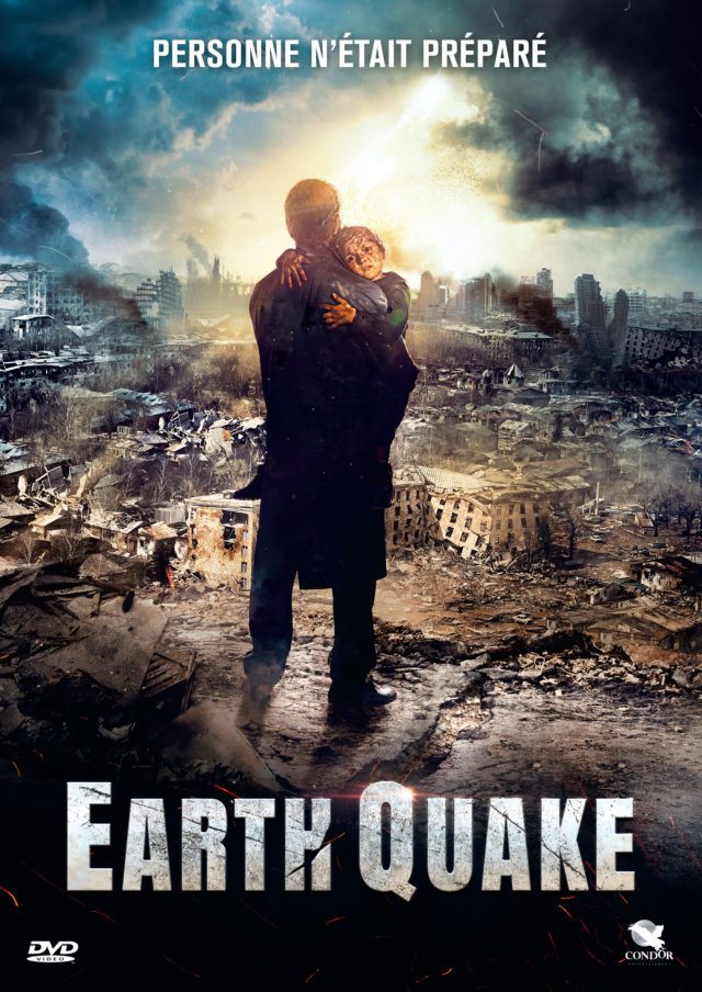 Affiche EARTHQUAKE