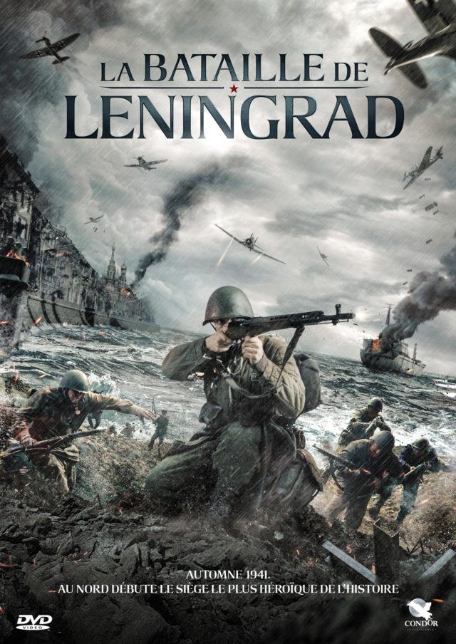 Affiche LA BATAILLE DE LENINGRAD