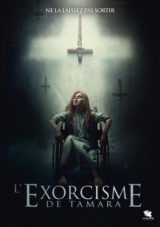 Affiche L'EXORCISME DE TAMARA