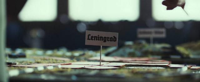 LA BATAILLE DE LENINGRAD
