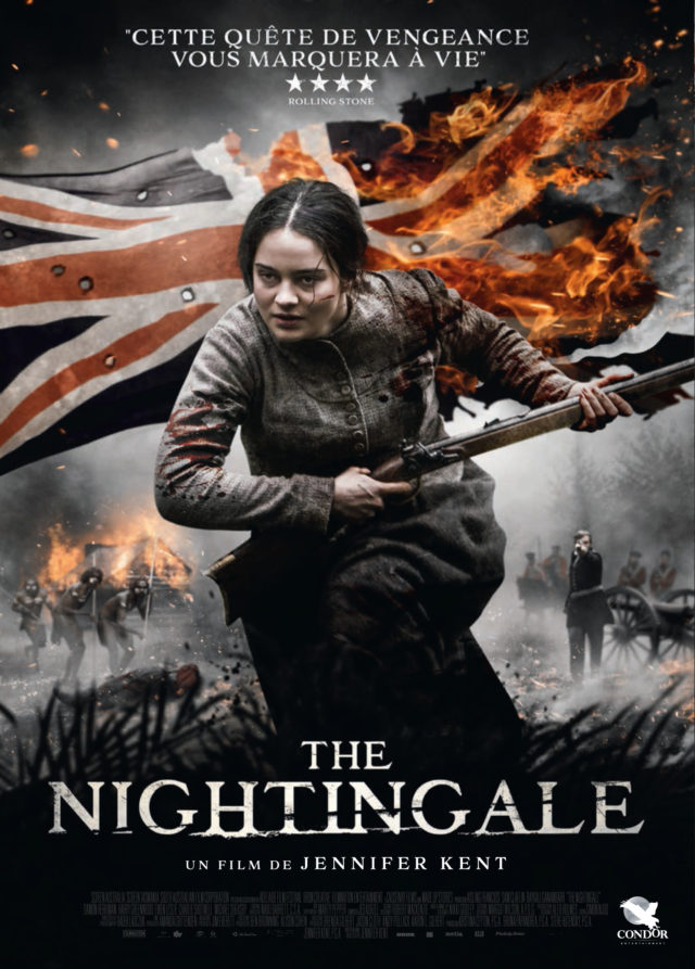 Affiche THE NIGHTINGALE