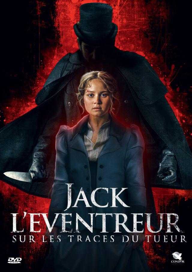 Affiche JACK L'ÉVENTREUR, SUR LES TRACES DU TUEUR