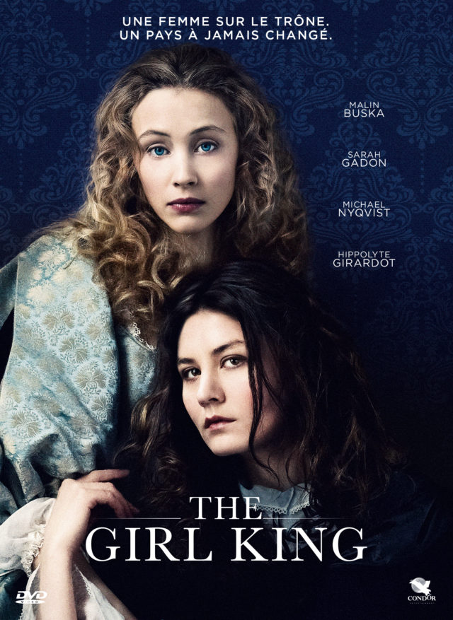 Affiche THE GIRL KING