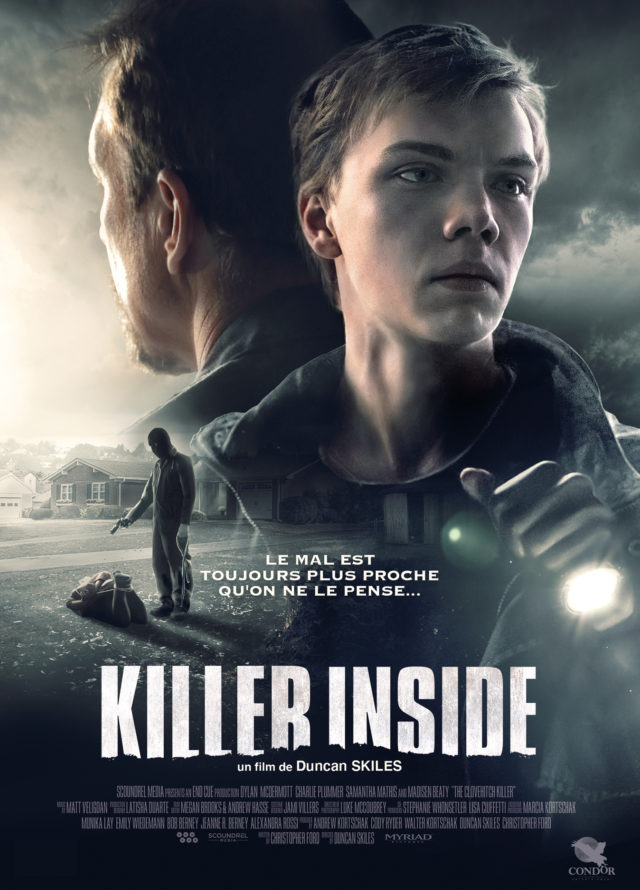 Affiche KILLER INSIDE