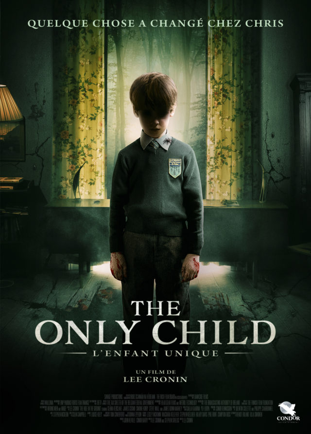 Affiche THE ONLY CHILD