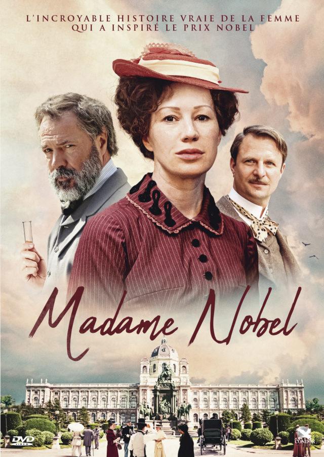 Affiche MADAME NOBEL
